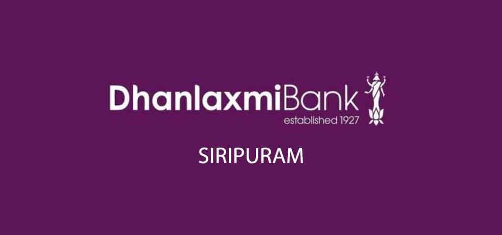 DHANLAXMI BANK Branches List