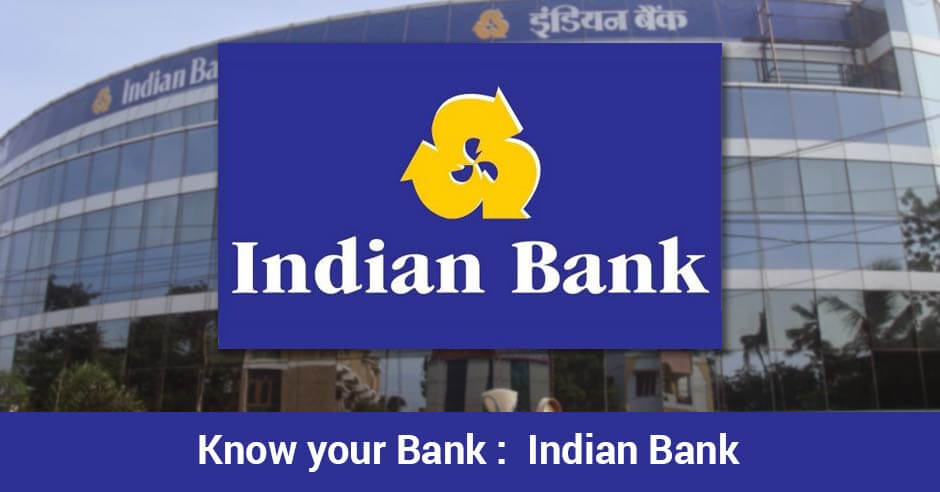 INDIAN BANK Branches List