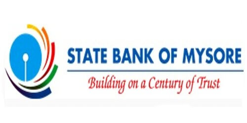 STATE BANK OF MYSORE Branches List