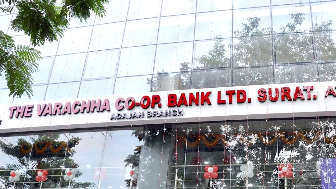 THE VARACHHA COOPERATIVE BANK LIMITED Branches List
