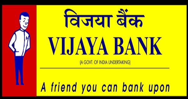 VIJAYA BANK Branches List